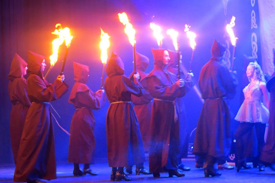 """Magic of the Dance"" begeisterte in Ransbach-Baumbach"
