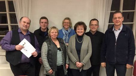 F�rderverein und Ideenpool: Marienthal kommt in Fahrt