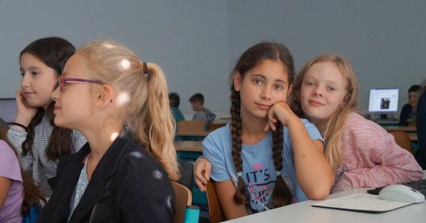 Smart, sicher, digital: Schulung f�r IGS-Sechstkl�ssler in Hamm