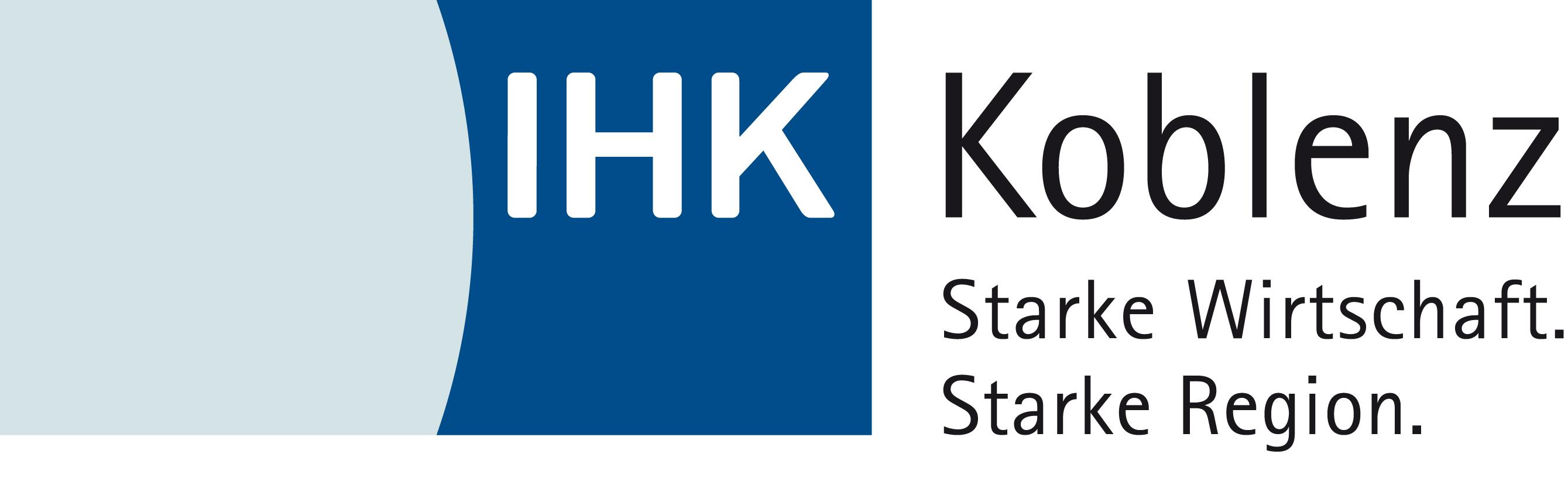 Logo: IHK Koblenz