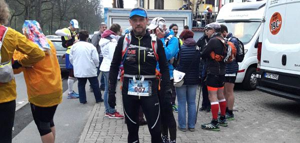 Ultra Marathon Läufer Holger Boller schafft Millenium Quest