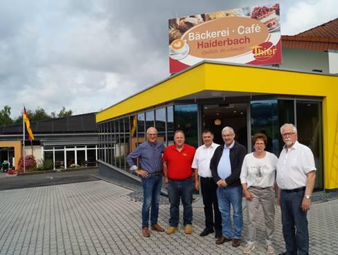 "Bäckerei-Café ""Haiderbach"" eröffnet am 15. August"