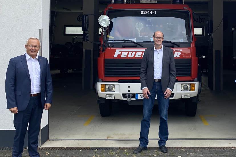 Feuerwehr VG Bad Hönningen mit Problemen in Tagesbereitschaft