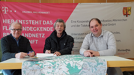 B�rgerinformationsveranstaltungen in Horhausen und Flammersfeld