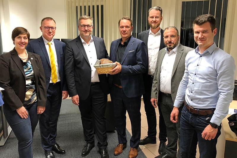 In Hachenburg hat sich das neue Unternehmen infra-tec GmbH angesiedelt