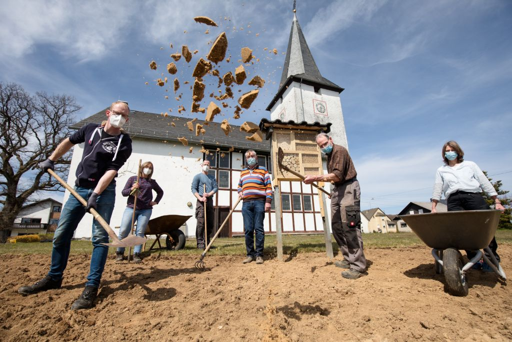 Insektenhotels: Projekt wird fortgesetzt