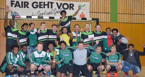 Integrations-Cup in Hamm war wieder ein voller Erfolg