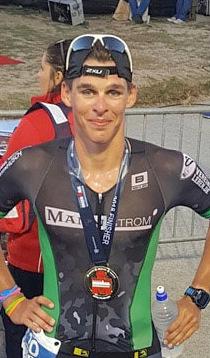 Christian Geimer absolvierte den Ironman in Südafrika
