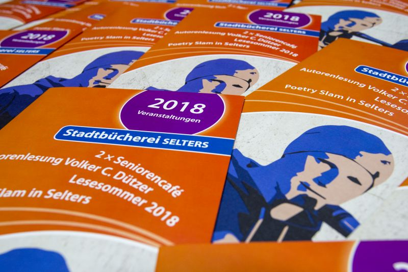 Stadtb�cherei Selters legt abwechslungsreiches Jahresprogramm vor