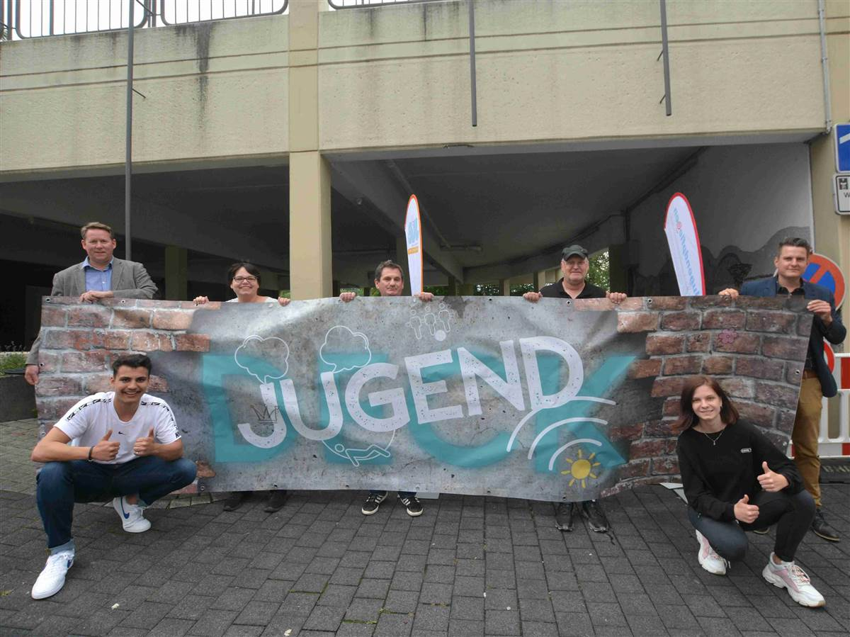 Betzdorf: Parkdeck ist nun auch Jugenddeck