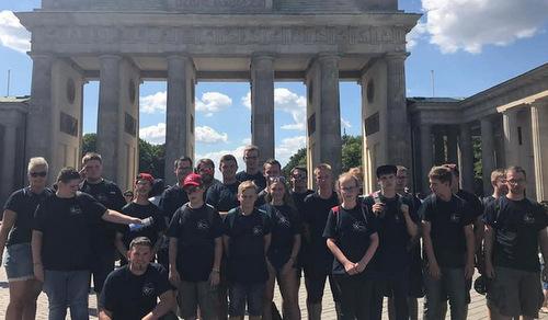 Jugendfeuerwehr Daaden-Herdorf besuchte Berliner Kameraden