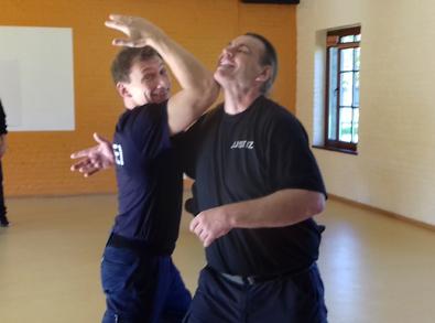 Judo- und Ju-Jutsu Verein Daaden jetzt für Behördentraining gewappnet