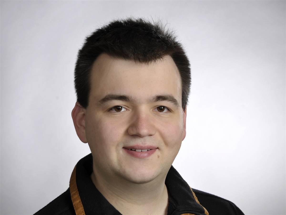 Landtagskandidat Jan Michael Krämer (Die Linke) stellt sich vor