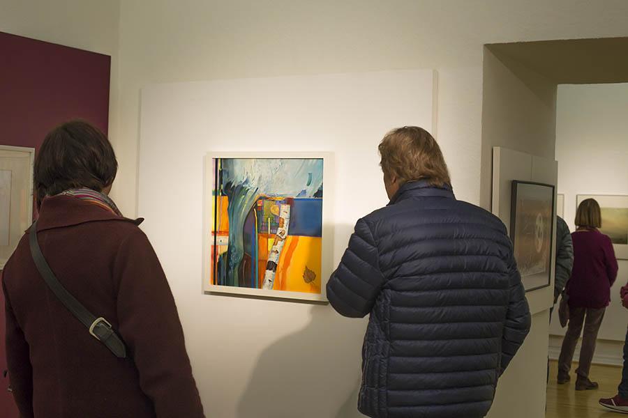 Digitale Jahreskunstausstellung mittelrheinischer Künstler