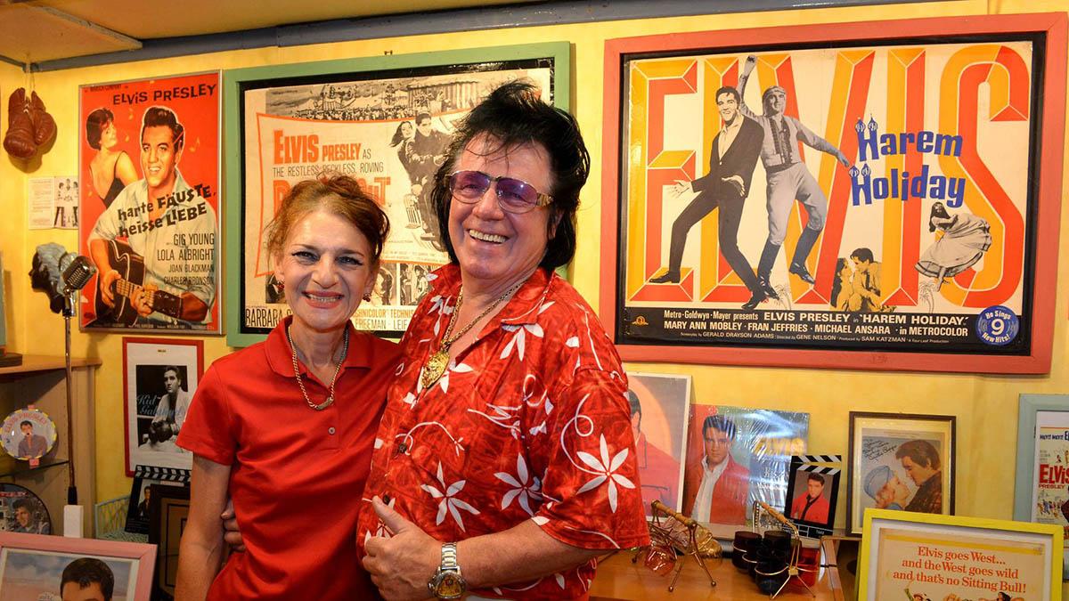 Elvis-Museum hat Corona-Pause gut genutzt