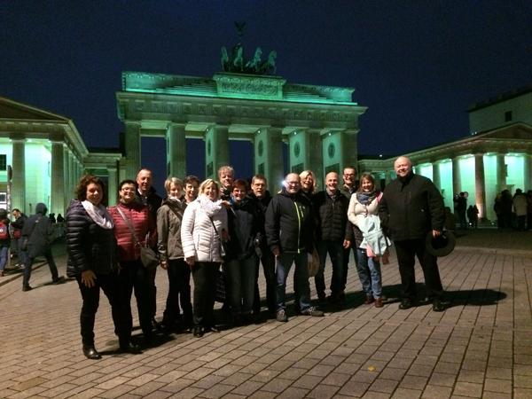 Klassentreffen Revival der Staatlichen Realschule Wissen in Berlin