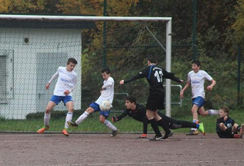 JSG Wisserland gewann 2:0 gegen den Heimbach-Weis