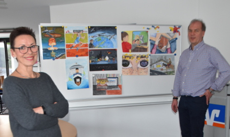 �jugend creativ�: Keine leichte Aufgabe f�r die Jury