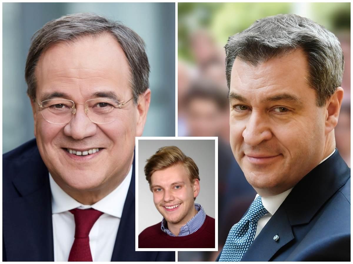 """CDU-Nachwuchs zur Kanzlerkandidaten-Frage: """"Mit Rumeiern aufhören"""""""