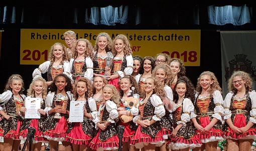 Wissener KG schickt zwei Tanzgruppen zu den Deutschen Meisterschaften