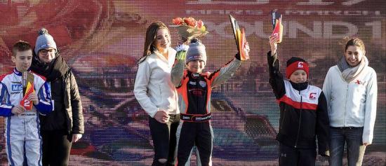 Kartsport: Tom Kalender wird Zweiter in Belgien