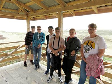 Betzdorfer Schülerinnen und Schüler zu Gast in Kaliningrad