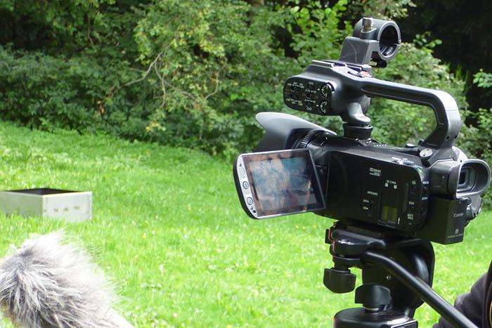 Kinder werden in Neuwied zu Regisseuren