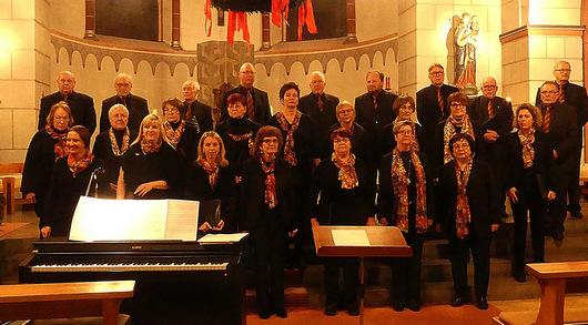Musikgenuss mit dem Gebhardshainer Kammerchor