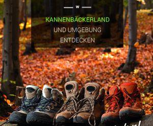 Neuer Flyer: Kannenbäckerland und Umgebung entdecken