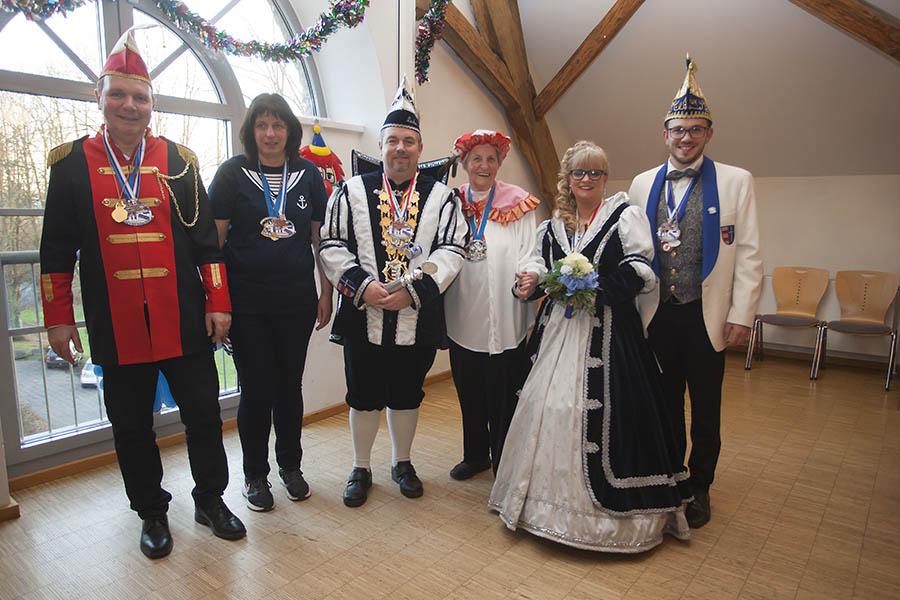 Bürgertreff Dierdorf feiert Karneval