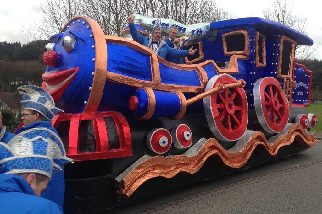 Die Karnevalsgesellschaf Roßbach will die Session feiern