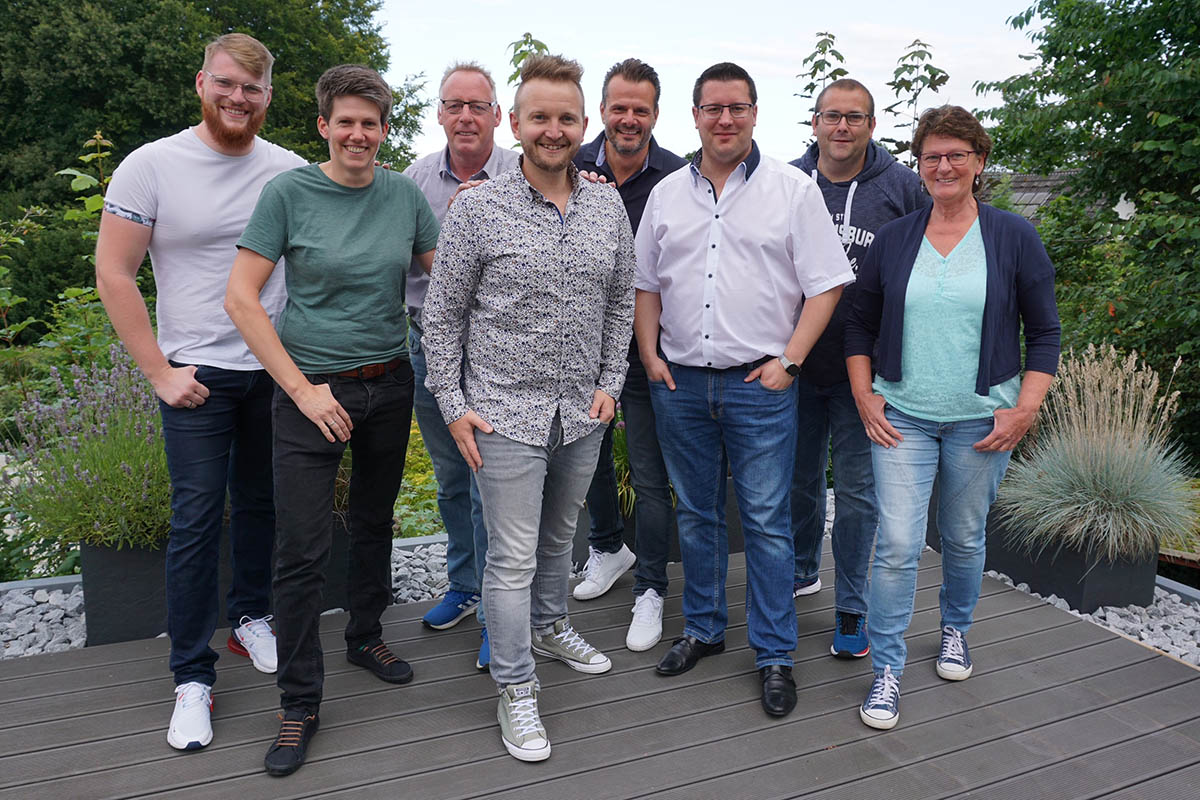 Windhagener Karnevalisten wählten ihren neuen Vorstand