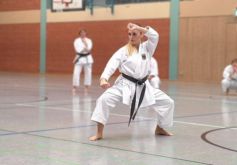 Weltmeisterin in Montabaur