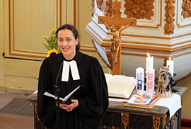 Pfarrerin Katrin Krüger wechselt in den Norden