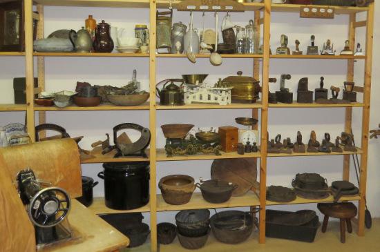 Neben Altertümchen aus der Grubenzeit in Katzwinkel und Umgebung gibt es eine Vielzahl von interessanten Ausstellungsgegenständen rund um das ländliche Leben aus vergangenen Zeiten zu besichtigen und zu erfahren. (Foto: privat)