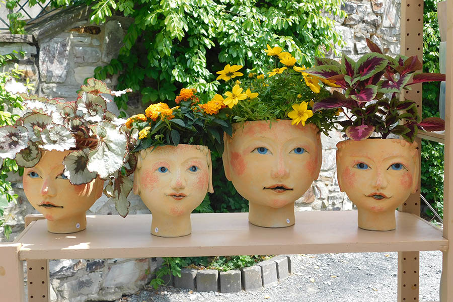 41. Europäischer Keramikmarkt zog Massen nach Höhr-Grenzhausen