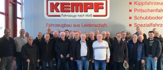 Evangelische Männerarbeit war zu Gast in Bad Marienberg