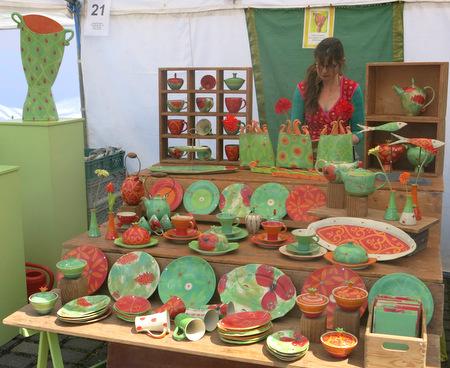 Grandioser Keramikmarkt in Höhr-Grenzhausen