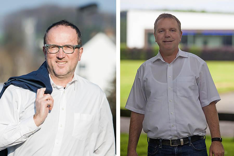 Wer wird Stadtbürgermeister von Dierdorf? Holger Kern oder Thomas Vis