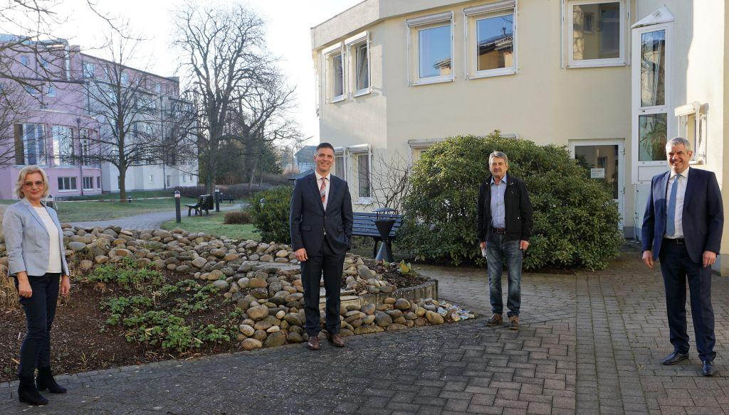 Klinikleitung im Evang. Krankenhaus Dierdorf/Selters wird kompetent ergänzt