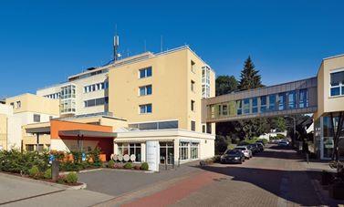 Evang. Krankenhaus Dierdorf/Selters, Standort Selters. Fotos: KHDS