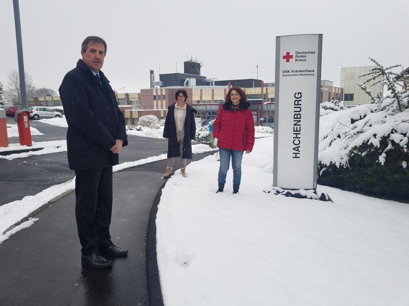 Das modernste Krankenhaus von Rheinland-Pfalz entsteht in Müschenbach
