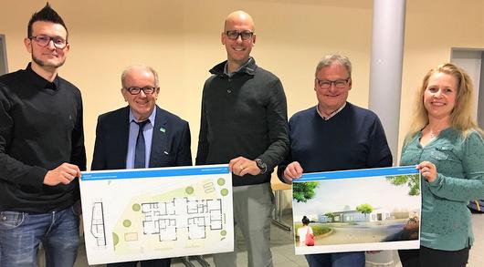 Kindergarten G�llesheim: Verbandsgemeinderat ebnet den Weg