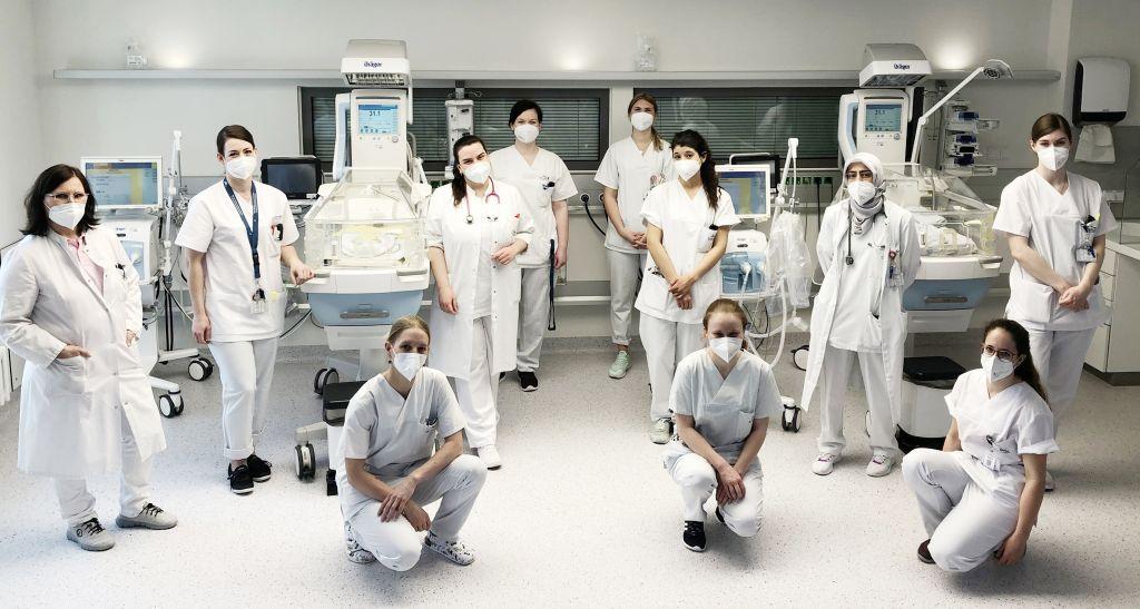 Neue intensivmedizinische Einheit an Kinderklinik Limburg