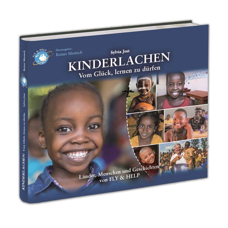 Buchtipp: Kinderlachen – Vom Glück, lernen zu dürfen