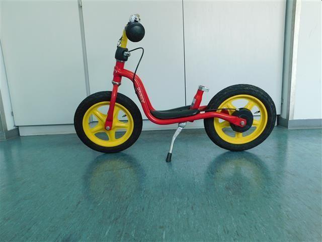 Gefundenes Kinderrad. Foto: Polizei