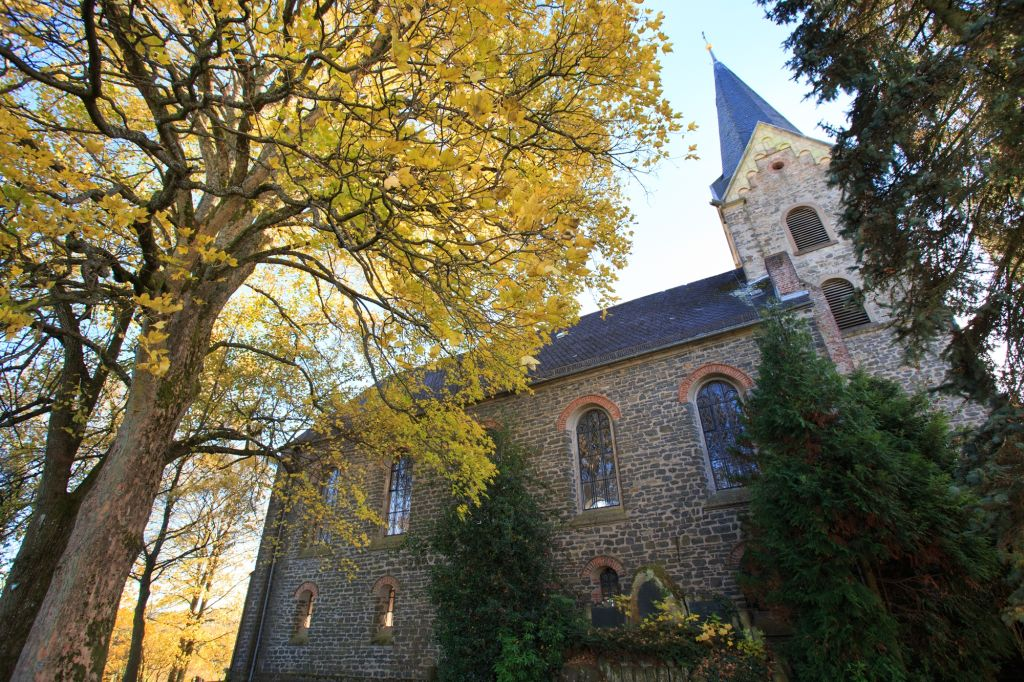 """Veranstaltungsreihe in Kirburg zum Jahresthema """"Mut"""""""