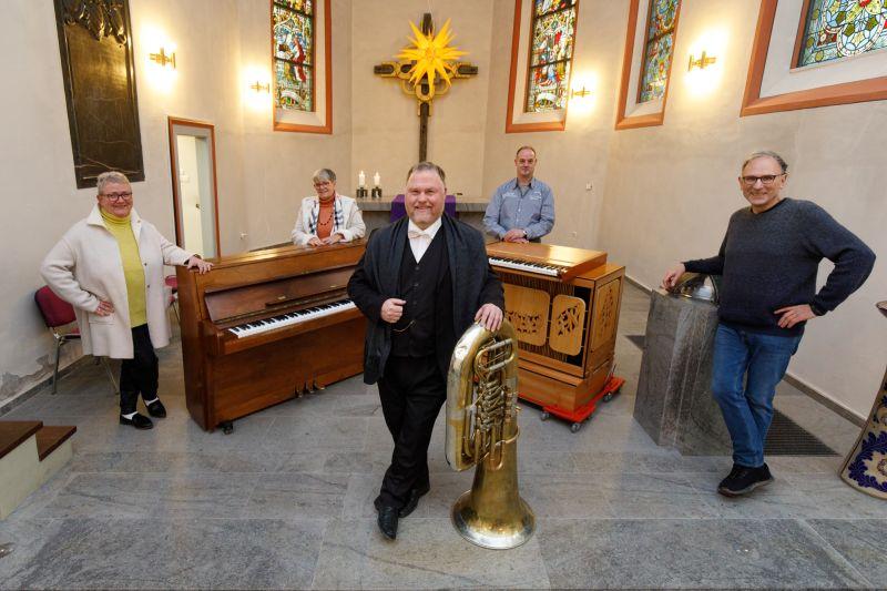 """Ransbach-Baumbach wird """"Konzertkirche"""""""