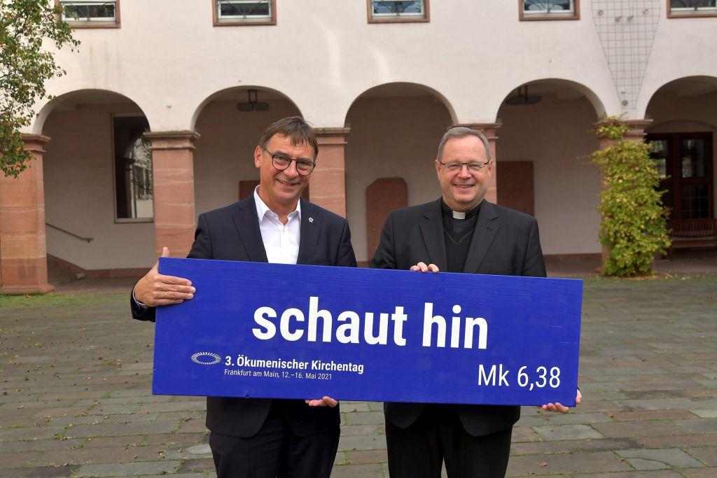 Kirchentag: Wäller Gemeinden feiern ökumenische Gottesdienste