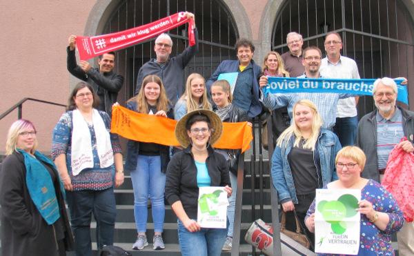 Evangelischer Kirchentag in Dortmund: Christen aus dem AK-Land sind dabei